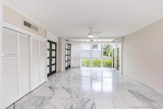 195 Sunrise Dr #1, Key Biscayne, FL 33149 (MLS #A10930616) :: Berkshire Hathaway HomeServices EWM Realty
