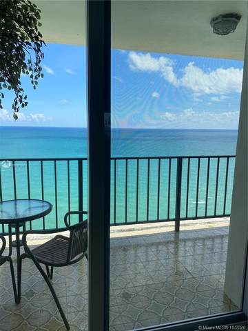 1890 S Ocean Dr Ts202, Hallandale Beach, FL 33009 (MLS #A10933129) :: Ray De Leon with One Sotheby's International Realty