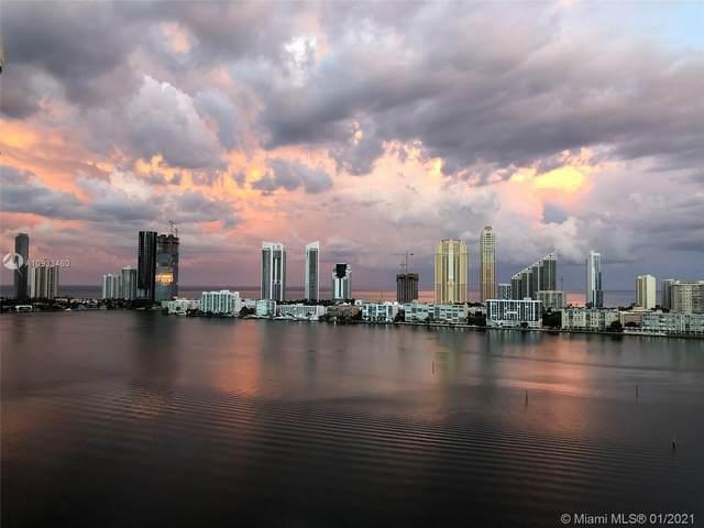 3000 Island Blvd #2001, Aventura, FL 33160 (MLS #A10933460) :: Patty Accorto Team