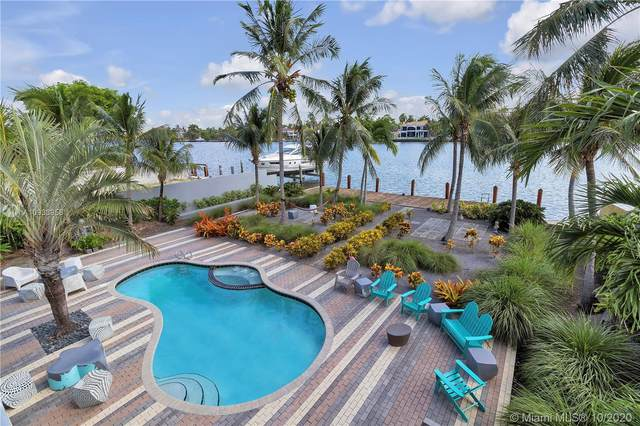 1026 N Northlake Dr, Hollywood, FL 33019 (MLS #A10933958) :: Berkshire Hathaway HomeServices EWM Realty