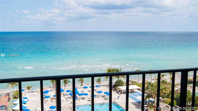 2030 S Ocean Dr. #1716, Hallandale Beach, FL 33009 (MLS #A10935046) :: Prestige Realty Group