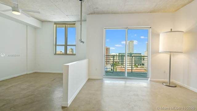 234 NE 3rd St #2203, Miami, FL 33132 (MLS #A10935101) :: Ray De Leon with One Sotheby's International Realty