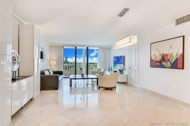 9801 Collins Ave 7Q, Bal Harbour, FL 33154 (MLS #A10937013) :: ONE Sotheby's International Realty