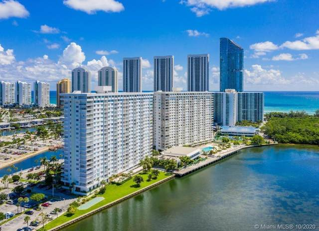 500 Bayview #1619, Sunny Isles Beach, FL 33160 (MLS #A10937648) :: Prestige Realty Group