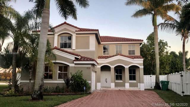 3601 SW 167th Ave, Miramar, FL 33027 (MLS #A10938007) :: Berkshire Hathaway HomeServices EWM Realty