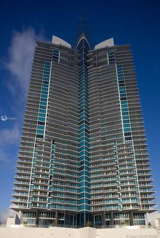 17001 Collins Ave #1503, Sunny Isles Beach, FL 33160 (MLS #A10938021) :: KBiscayne Realty