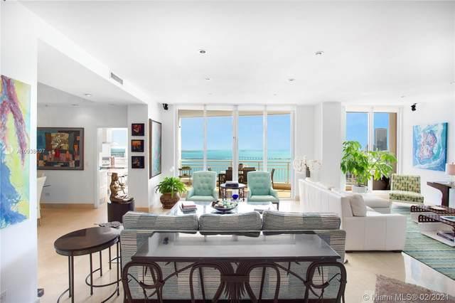 848 Brickell Key Dr Lph4405, Miami, FL 33131 (MLS #A10938697) :: Search Broward Real Estate Team