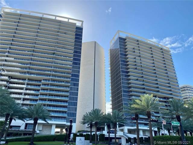 9705 Collins Ave 601N, Bal Harbour, FL 33154 (#A10939915) :: Posh Properties