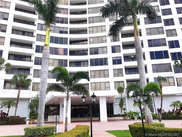 3505 S Ocean Dr #205, Hollywood, FL 33019 (MLS #A10940438) :: The Teri Arbogast Team at Keller Williams Partners SW