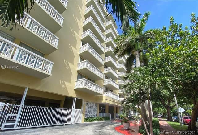 1020 Meridian Ave #608, Miami Beach, FL 33139 (MLS #A10942005) :: The Rose Harris Group