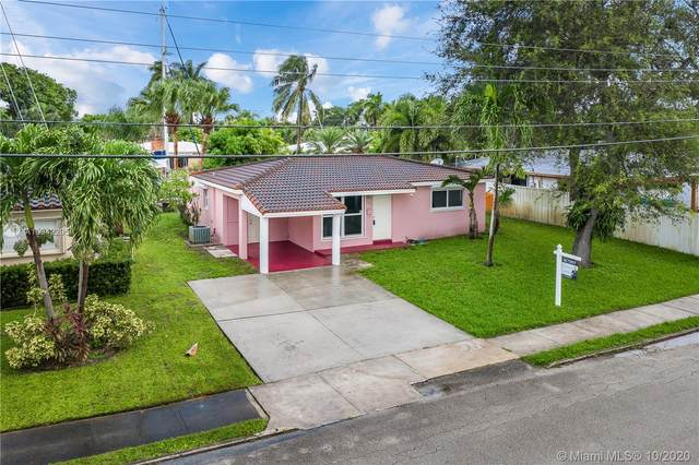 917 Mandarin Isle, Fort Lauderdale, FL 33315 (MLS #A10942295) :: Miami Villa Group