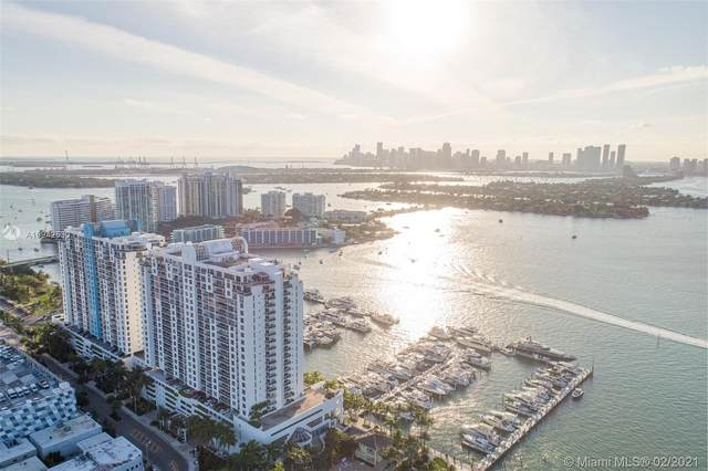 1800 Sunset Harbour Dr #1908, Miami Beach, FL 33139 (MLS #A10942530) :: The Teri Arbogast Team at Keller Williams Partners SW