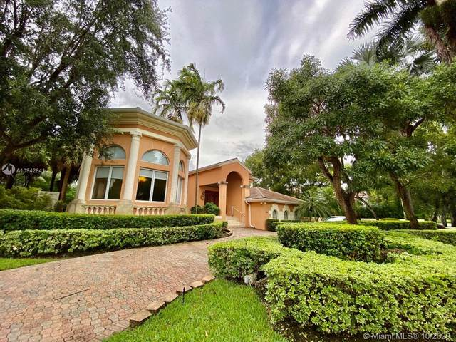 198 Isla Dorada Blvd, Coral Gables, FL 33143 (MLS #A10942841) :: The Pearl Realty Group