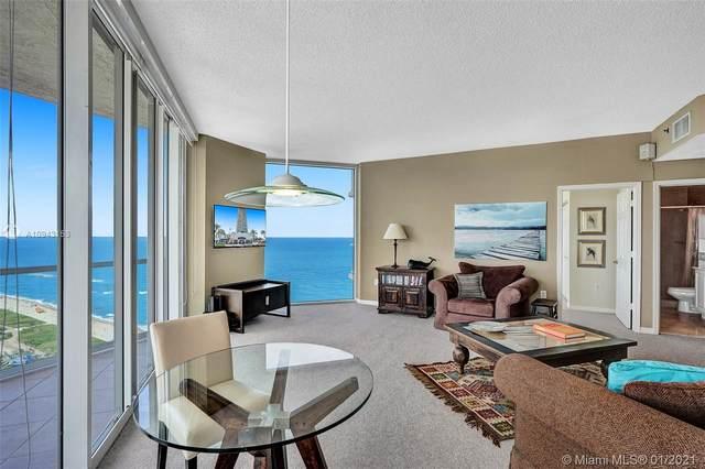 7330 Ocean Ter 2704-D, Miami Beach, FL 33141 (MLS #A10943153) :: Search Broward Real Estate Team