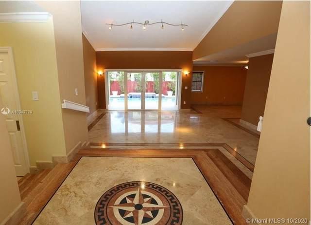 14230 SW 33rd St, Miami, FL 33175 (MLS #A10943320) :: Berkshire Hathaway HomeServices EWM Realty