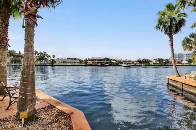 2097 S Ocean Dr #404, Hallandale Beach, FL 33009 (MLS #A10944143) :: Prestige Realty Group