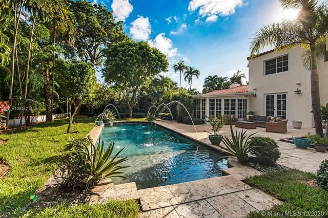 3001 Pine Tree Dr, Miami Beach, FL 33140 (MLS #A10944718) :: Albert Garcia Team