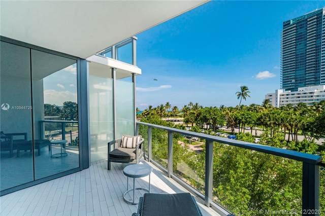 2201 Collins Ave #302, Miami Beach, FL 33139 (MLS #A10944725) :: Patty Accorto Team