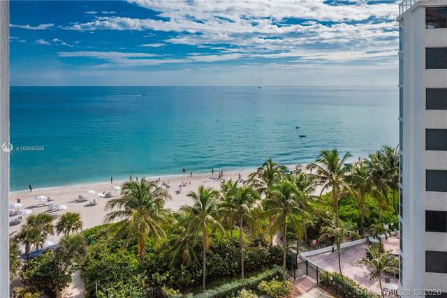 17315 Collins Ave #803, Sunny Isles Beach, FL 33160 (MLS #A10945585) :: Castelli Real Estate Services