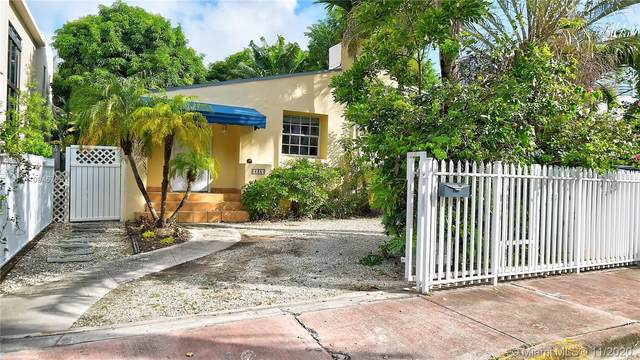 435 W 42nd St, Miami Beach, FL 33140 (MLS #A10945798) :: Albert Garcia Team