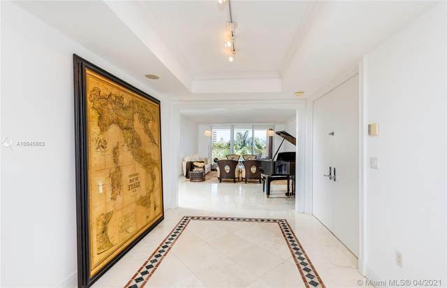 789 Crandon Blvd #502, Key Biscayne, FL 33149 (#A10945863) :: Posh Properties