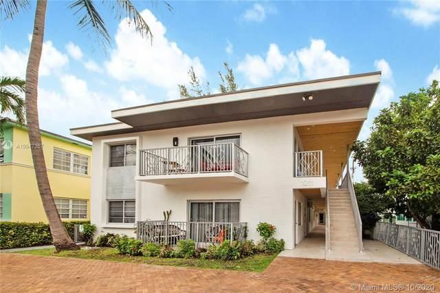 1011 Euclid Ave, Miami Beach, FL 33139 (MLS #A10947367) :: Podium Realty Group Inc