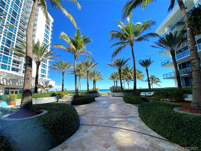 6799 Collins Ave #203, Miami Beach, FL 33141 (MLS #A10948069) :: The Howland Group