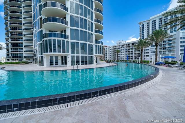 17201 Collins Ave #2005, Sunny Isles Beach, FL 33160 (MLS #A10948807) :: Albert Garcia Team