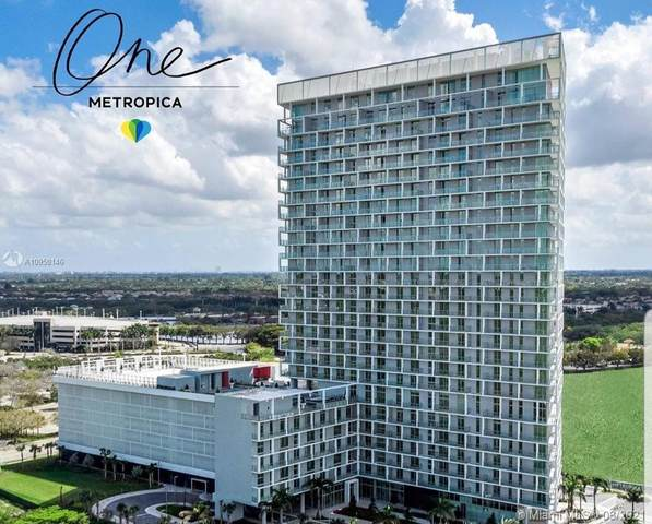 2000 NW Metropica Way #1106, Sunrise, FL 33323 (MLS #A10950146) :: The Riley Smith Group