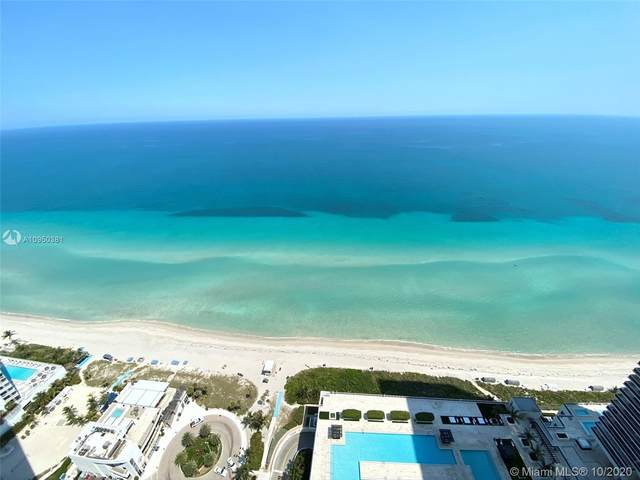 1800 S Ocean Dr #4401, Hallandale Beach, FL 33009 (MLS #A10950381) :: Prestige Realty Group