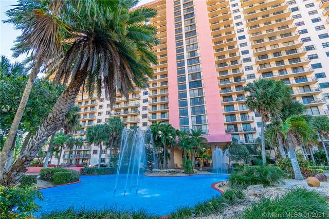 210 174th St #1009, Sunny Isles Beach, FL 33160 (MLS #A10951329) :: The Riley Smith Group