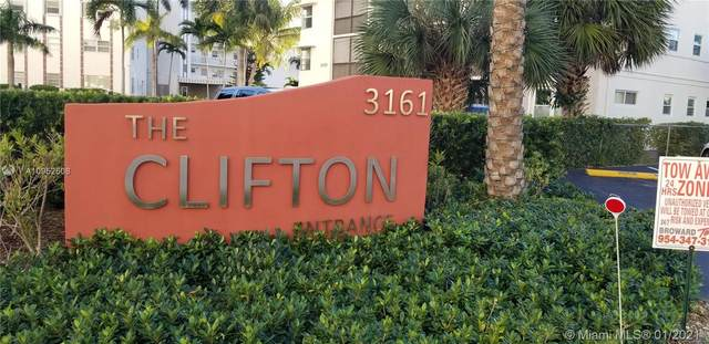 3161 S Ocean Dr #908, Hallandale Beach, FL 33009 (MLS #A10952608) :: Douglas Elliman