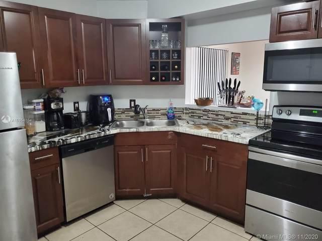 3360 Spanish Moss Ter #301, Lauderhill, FL 33319 (MLS #A10954164) :: Green Realty Properties