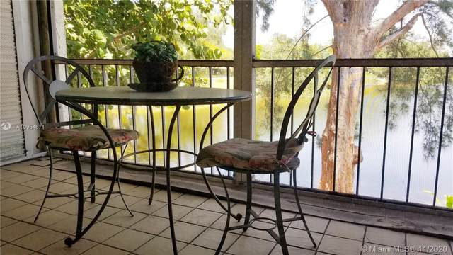 3360 Spanish Moss Ter #207, Lauderhill, FL 33319 (MLS #A10954671) :: Green Realty Properties
