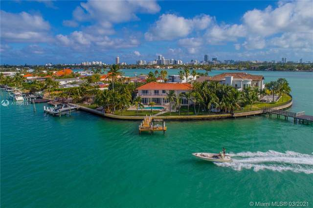 1575 Stillwater Dr, Miami Beach, FL 33141 (MLS #A10954757) :: The Riley Smith Group