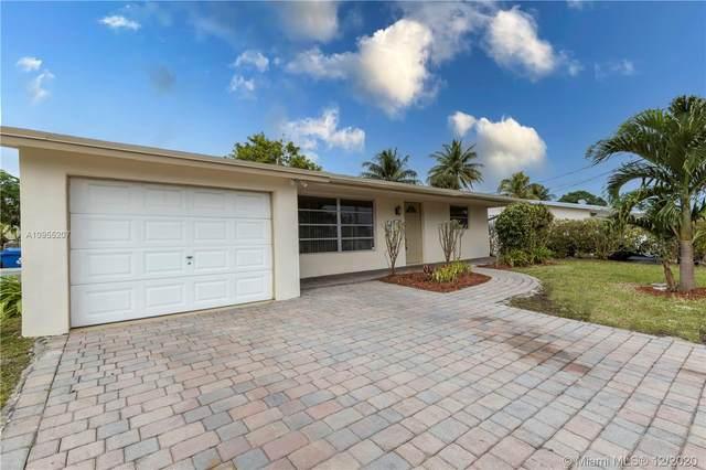 6621 NW 25th Ct, Sunrise, FL 33313 (MLS #A10955207) :: Carole Smith Real Estate Team