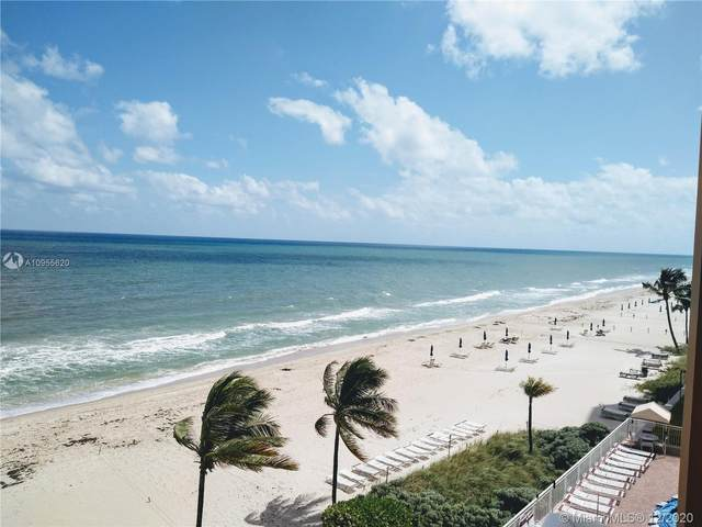 3850 Galt Ocean Dr #411, Fort Lauderdale, FL 33308 (MLS #A10955620) :: The Riley Smith Group