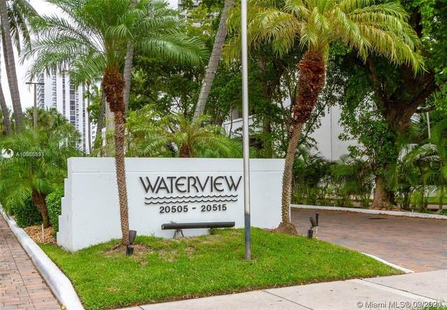 20505 E Country Club Dr #231, Aventura, FL 33180 (MLS #A10955833) :: GK Realty Group LLC