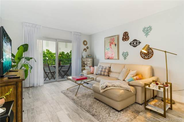 1610 Lenox Ave #510, Miami Beach, FL 33139 (MLS #A10956302) :: Ray De Leon with One Sotheby's International Realty