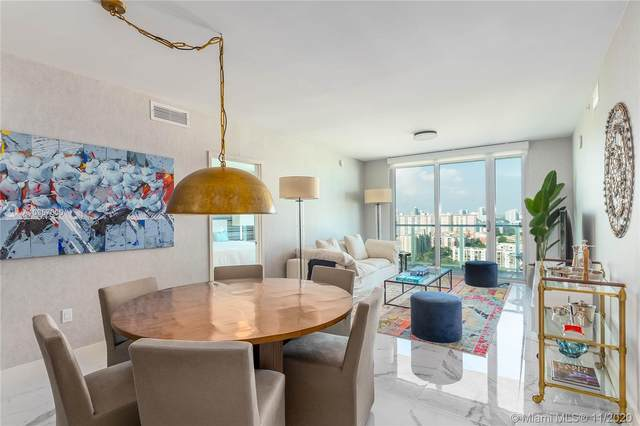300 Sunny Isles Blvd 4-2205, Sunny Isles Beach, FL 33160 (MLS #A10957000) :: Ray De Leon with One Sotheby's International Realty