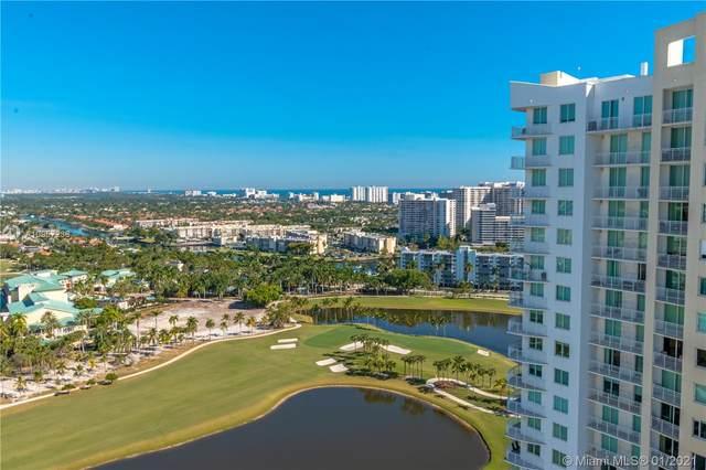 1745 E Hallandale Beach Blvd 2406W, Hallandale Beach, FL 33009 (MLS #A10957236) :: Berkshire Hathaway HomeServices EWM Realty
