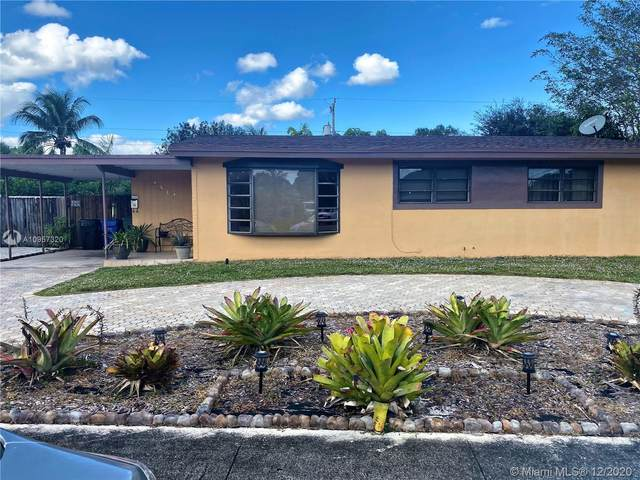 3613 SW 23rd Ct, Fort Lauderdale, FL 33312 (MLS #A10957320) :: THE BANNON GROUP at RE/MAX CONSULTANTS REALTY I