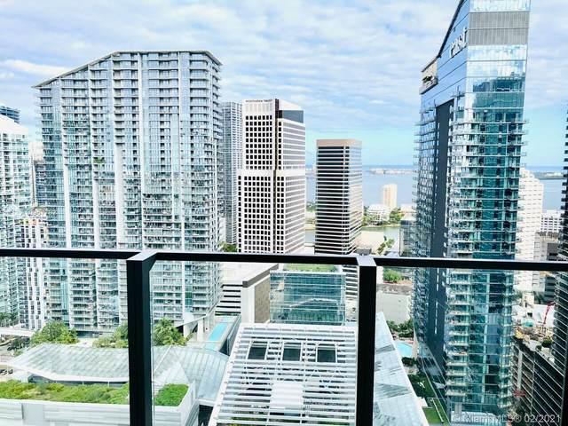 88 SW 7th St #4009, Miami, FL 33130 (MLS #A10957762) :: Castelli Real Estate Services