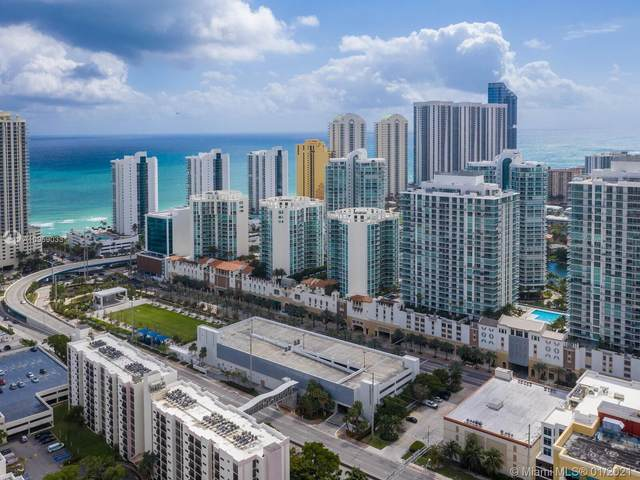 150 Sunny Isles Blvd 1-606, Sunny Isles Beach, FL 33160 (MLS #A10959033) :: Search Broward Real Estate Team