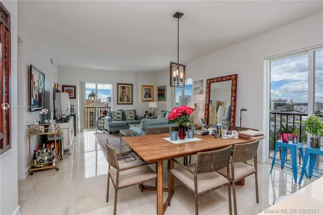 10 Aragon Ave #1217, Coral Gables, FL 33134 (MLS #A10959311) :: Podium Realty Group Inc