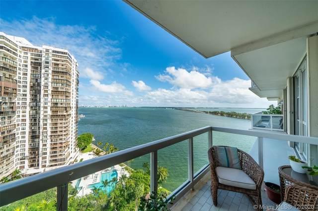 2451 Brickell Ave 17E, Miami, FL 33129 (MLS #A10959313) :: Search Broward Real Estate Team