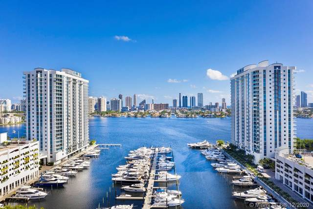 17301 Biscayne Blvd Ph-5, North Miami Beach, FL 33160 (MLS #A10959605) :: Patty Accorto Team