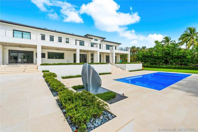 9475 Journeys End Rd, Coral Gables, FL 33156 (MLS #A10959699) :: The Howland Group