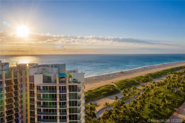 1455 Ocean Dr Ph1-2, Miami Beach, FL 33139 (MLS #A10960560) :: The Riley Smith Group