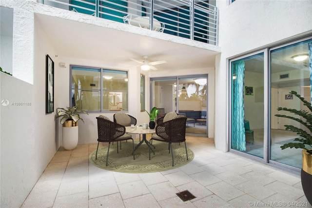 110 Washington Ave #1308, Miami Beach, FL 33139 (MLS #A10961188) :: The Teri Arbogast Team at Keller Williams Partners SW